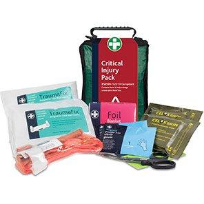 Reliance Medical British-Standard Scandi Critical Injury Pack