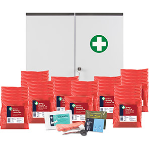 Reliance Medical Critical Injury Budapest Wall Station