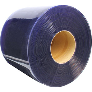 COBA Minimum-Overlap PVC Strip Curtains Kit