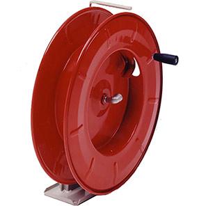 TE Series Low-Capacity Manual Rewind Hose Reel
