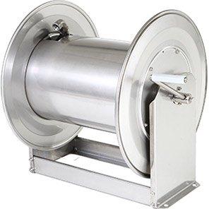 TE Series Stainless Steel Hose Reel for Air/Fuel/Oil/Water Hose