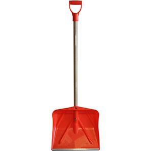Hillbrush Heavy-Duty Snow Shovel