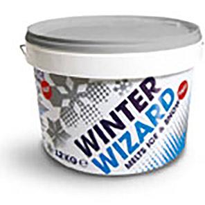 Winter Wizard De-Icing Salt 12kg