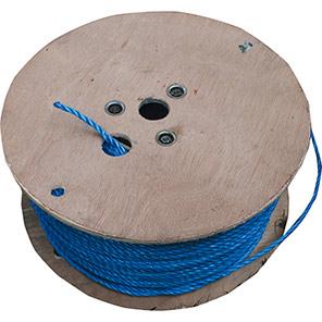 Blue Polypropylene Rope 500m