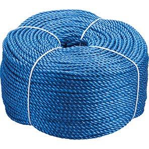 Blue Polypropylene Rope 220m