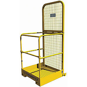 Contact Standard Access Platform with Lift-Up Bar