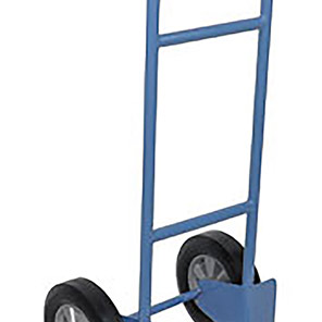 Warrior Professional 200kg-Capacity Heavy-Duty Sack Truck with Solid Wheels