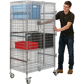 Wire Security Trolley