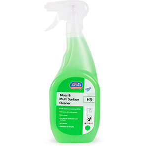Jeyes Professional H3 Glass & Multi-Surface Cleaner