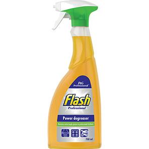 Flash Professional Power Degreaser Spray 750ml