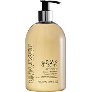 Enliven Luxury Refreshing Orange & Fresh Mint Handwash