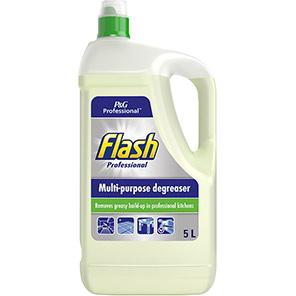 Flash Professional Multipurpose Degreaser 5L
