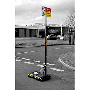 Spectrum Industrial Lorry Halt Mobile Stand Kit