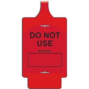 "AssetTag Flex ""Do Not Use/Reason"" Tags"