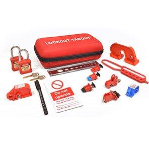 Advanced Electrical Lockout-Tagout Kit
