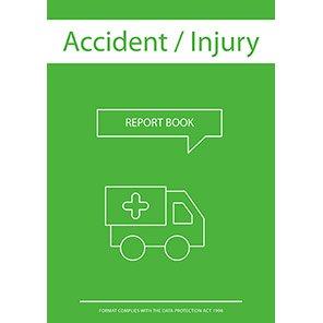 Centurion Accident Report Book