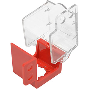 Standard Emergency Stop Button Lockout Cover