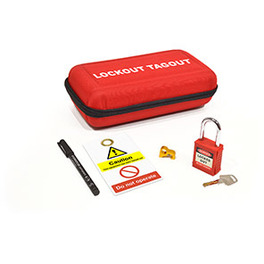 Residential Electrical Lockout-Tagout Kit