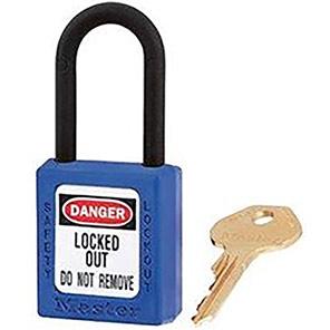 Master Lock Zenex Nylon Lockout Padlock