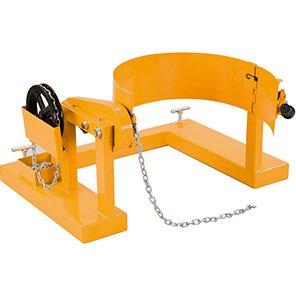 IGE Single Drum-Rotator Forklift Attachment