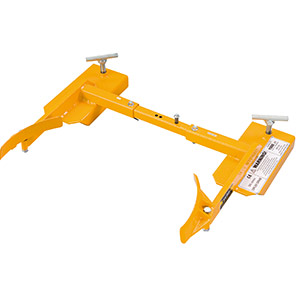 IGE Drum Grab-Lifter Forklift Attachment