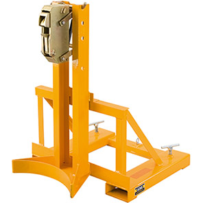 IGE Drum-Lifter Forklift Attachment
