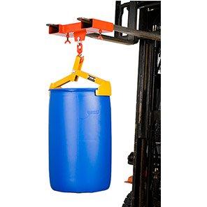 IGE Plastic/Steel Drum-Lifter Forklift Sling