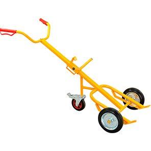 IGE Three-Wheel Drum Trolley