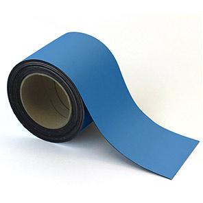Beaverswood Blue Magnetic Easy-Wipe Racking Strip