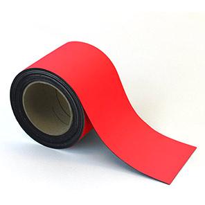 Beaverswood Red Magnetic Easy-Wipe Racking Strip