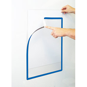 Beaverswood Frames4Docs Blue A2 Magnetic Document Frames (Pack of 10)