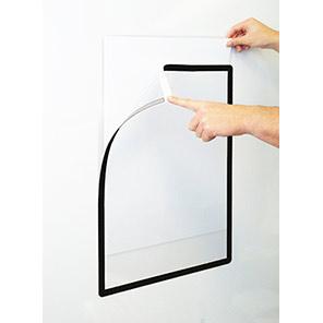 Beaverswood Frames4Docs Black A2 Magnetic Document Wallets (Pack of 10)