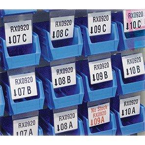 Beaverswood Storage Bin ID Pockets (Pack of 100)