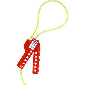 Multipurpose Nylon-Core Cable Lockout