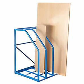 GPC Three-Bay Vertical Storage Rack
