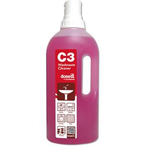 Clover C3 Dose It Washroom Cleaner