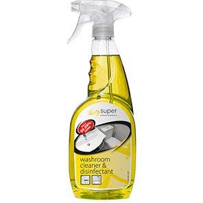 Super Professional Washroom Cleaner (Case of 6)
