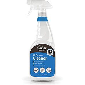 Super Professional All-Purpose Cleaner (Case of 6)