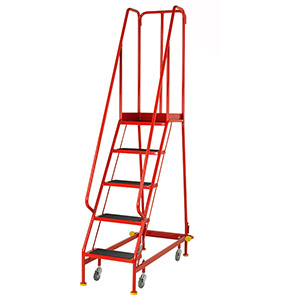 TB Davies Narrow Aisle Safety Step Ladders