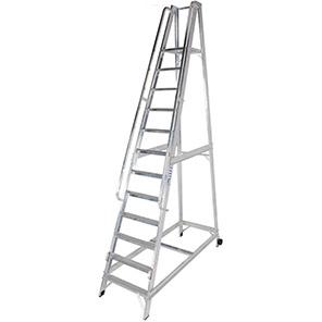 TB Davies Warehouse Step Ladders