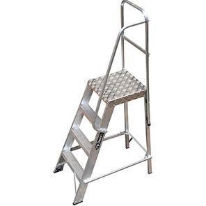 TB Davies Single-Sided Industrial Step Ladders