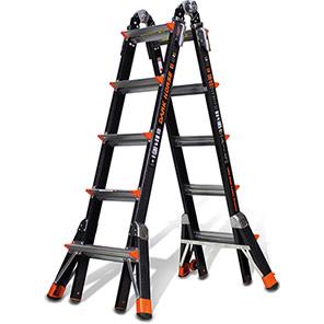 Little Giant Dark Horse Fibreglass Ladder