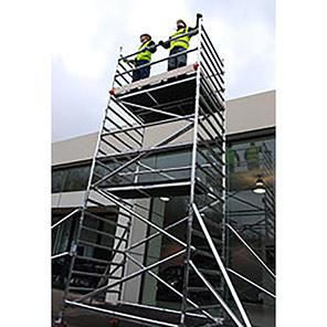 TB Davies AGR Scaffold Towers