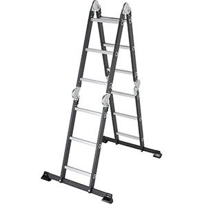 TB Davies 16-Tread Pro-Adjustable Ladder (5m)