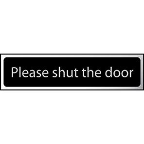 Please Shut The Door