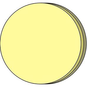 Spectrum Industrial Photoluminescent Slip-Resistant Floor Dot (Pack of 12)