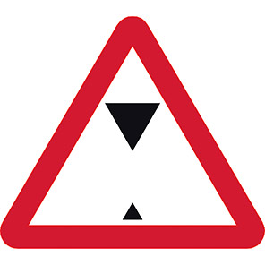 Spectrum Industrial Dibond Height Restriction Permanent Road Sign