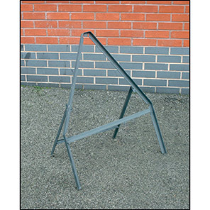 Spectrum Industrial Triangular 750mm Triangle Road Sign Frame