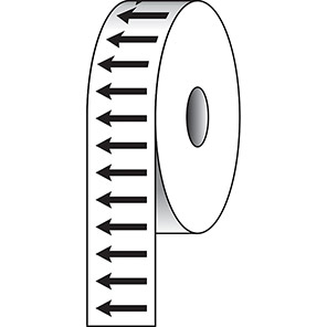 Spectrum Industrial Arrow Pipeline Tape