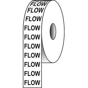 "Spectrum Industrial ""Flow"" Pipeline Tape"